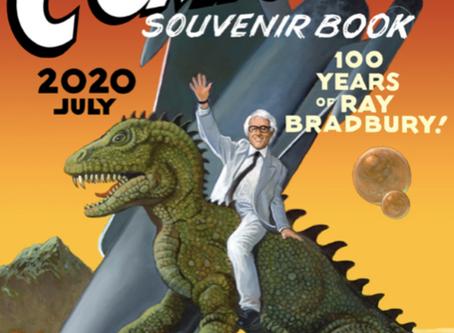 Descarga gratis libro de recuerdos del Comic-Con 2020