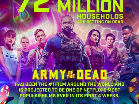 Netflix y Army of the Dead: siempre apuesta por los muertos