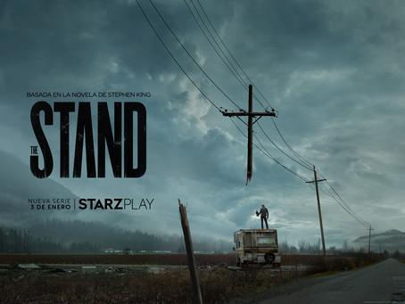 """""""The Stand"""" de stephen King llegará a Starzplay el 3 de enero 2021"""