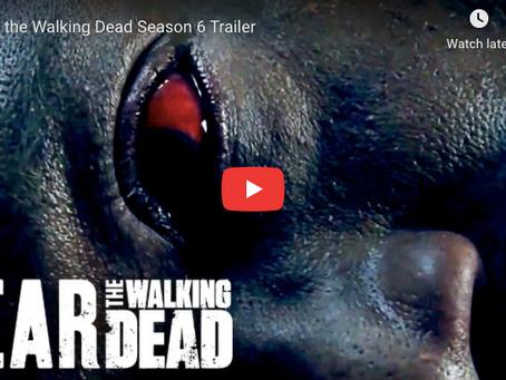 Morgan sobrevivirá? Trailer de la nueva temporada de  Fear the Walking Dead nos da un adelanto
