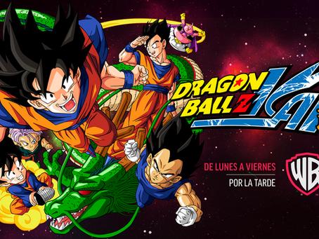 DRAGON BALL Z KAI: LAS ESFERAS DEL DRAGÓN ESTÁN EN WARNER CHANNEL
