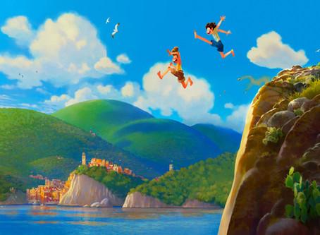 LUCA, la nueva película original de Disney y Pixar