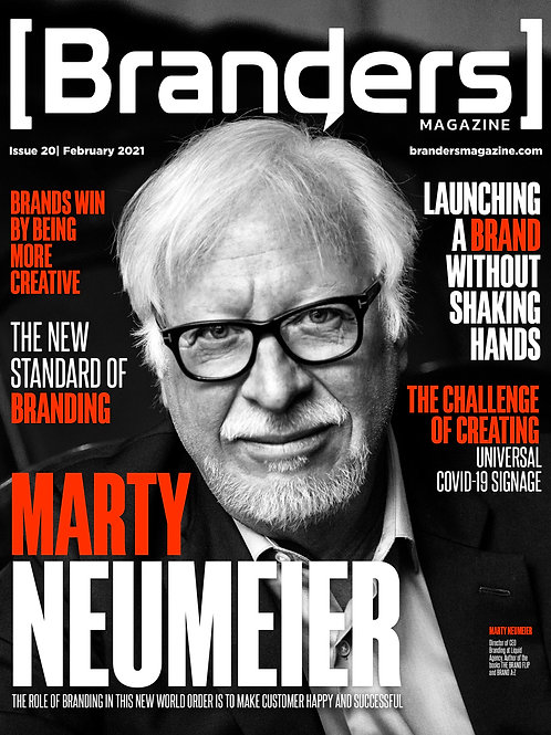 Branders Magazine Issue 20