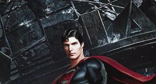 Así se vería Christopher Reeve con el traje de Superman de Henry Cavill