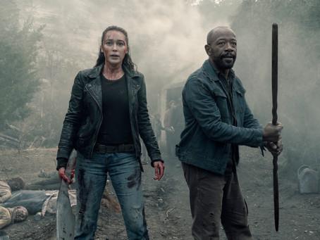 """""""Fear The Walking Dead"""" regresa a la pantalla de AMC en una nueva temporada"""