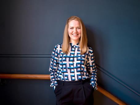 Amanda Jackson: Inspiring women  in brand design