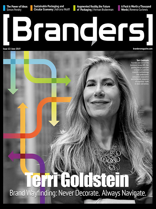 Branders Magazine Issue 12