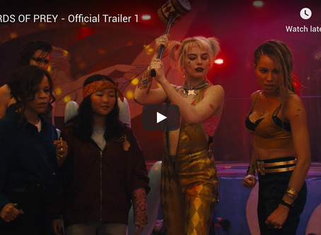 Trailer oficial de Birds of Prey