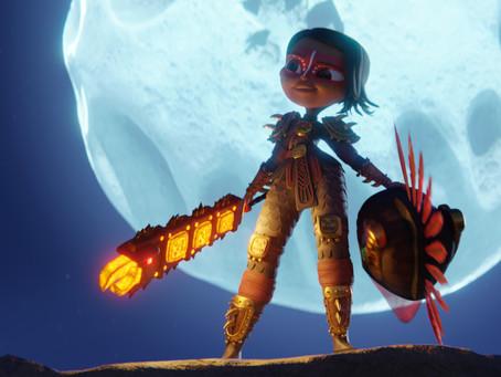 """Netflix comparte las primeras imágenes de """"Maya y los Tres"""""""