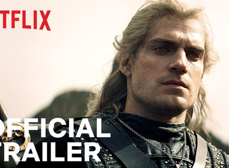 Trailer oficial de The Witcher