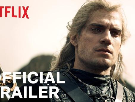Trailer oficial de The Witcher