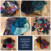 We donated 75 hats for the homeless!!! T