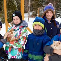 Lionceaux et chatons au camp - copie.jpg