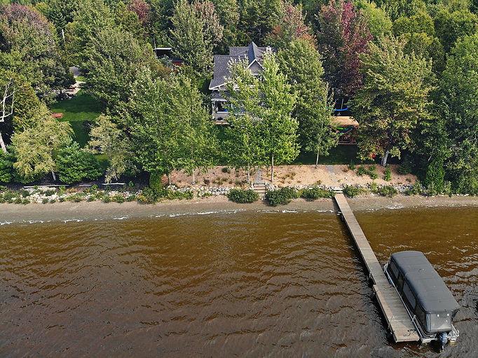 Entreprise de paysagement Sherbrooke Magog Disraeli Lac Mégantic et environs