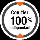 Courtier 100 % indépendan assurances