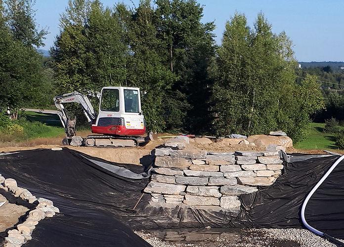 implatation lac muret grosse roche pour