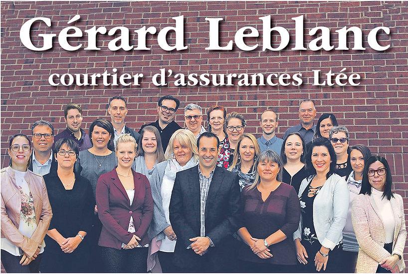Équipe de Gérard Leblanc Courtier d'assurances