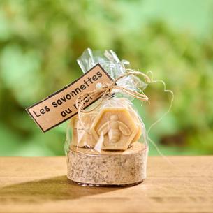 Emballage de savonnettes