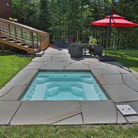 Aménagement de piscine résidentielle