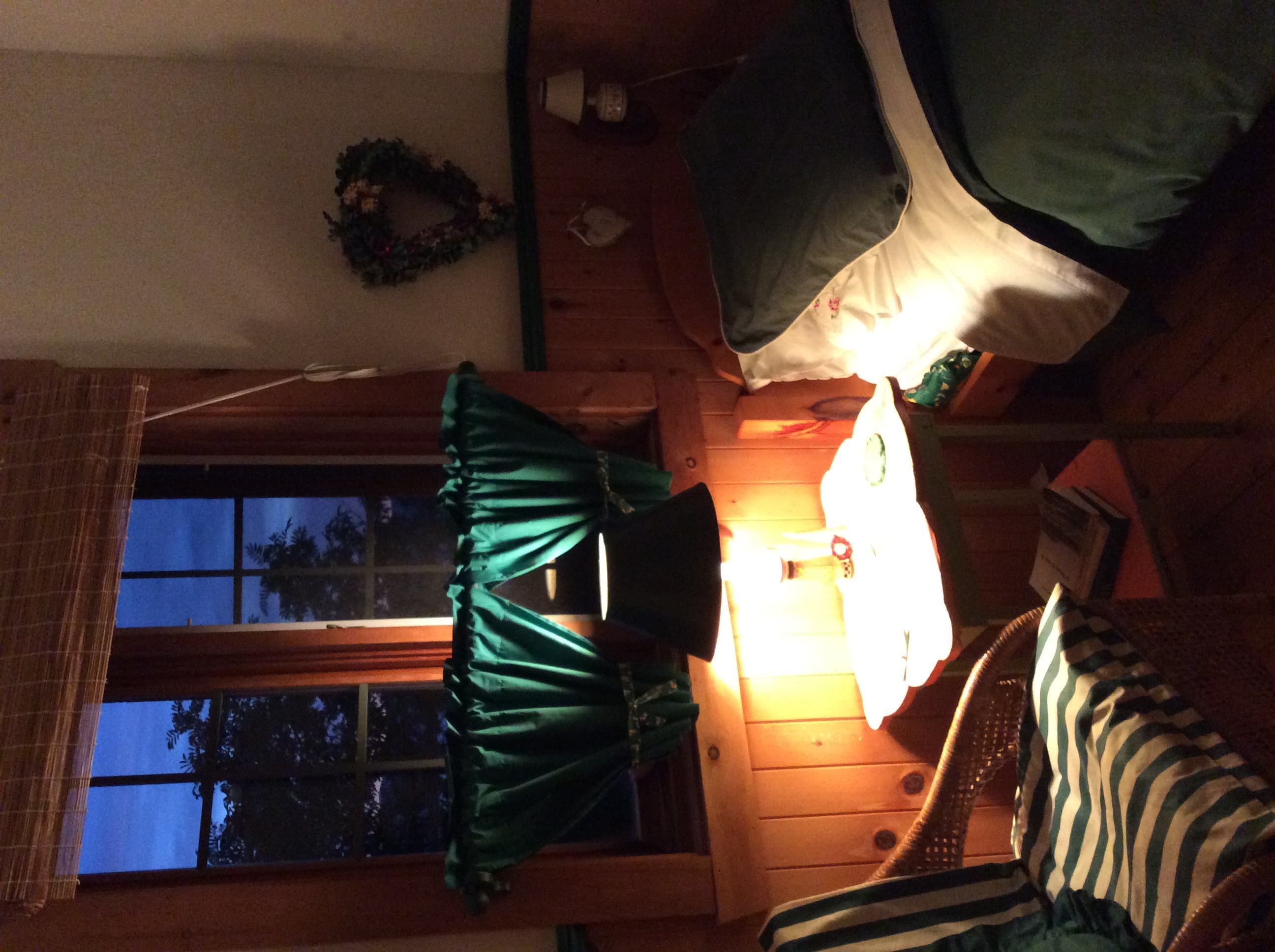 Chambre lit simple- Chalet de la Haute Ville