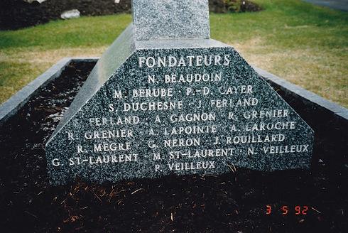 Photo 24 noms membres fondateurs - copie