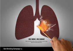 quitting smoking campaign