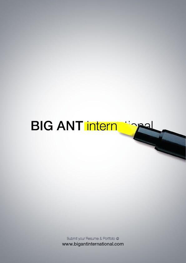 INTERN HIRE AD