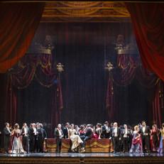 La Traviata Laurence Meikle Bass