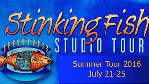 Stinking Fish Studio Tour 2016