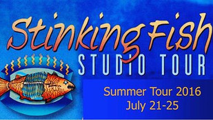 Stinking Fish Studio Tour 2016