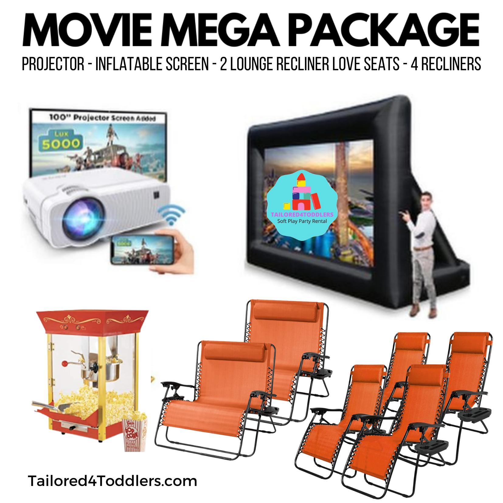 Movie Mega Package