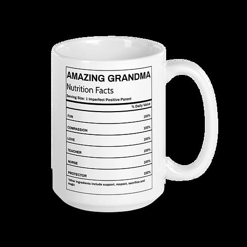 PNC Mug: Grandma