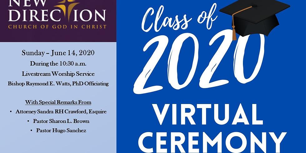 Class of 2020 Virtual Ceremony