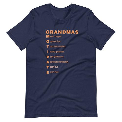 Grandmas Motivate Tee