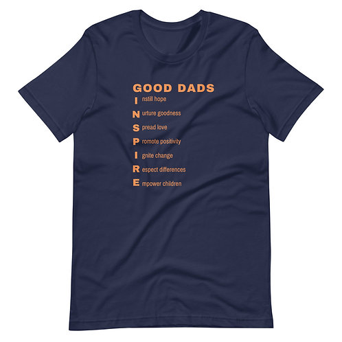 Good Dads Short-Sleeve Unisex T-Shirt