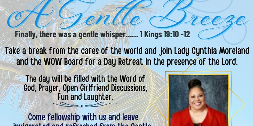 Women of Worship Present: A Gentle Breeze