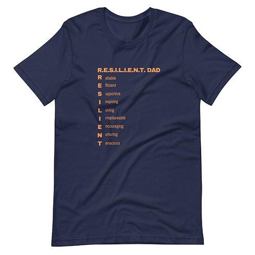 Resilient Dad Short-Sleeve Unisex T-Shirt