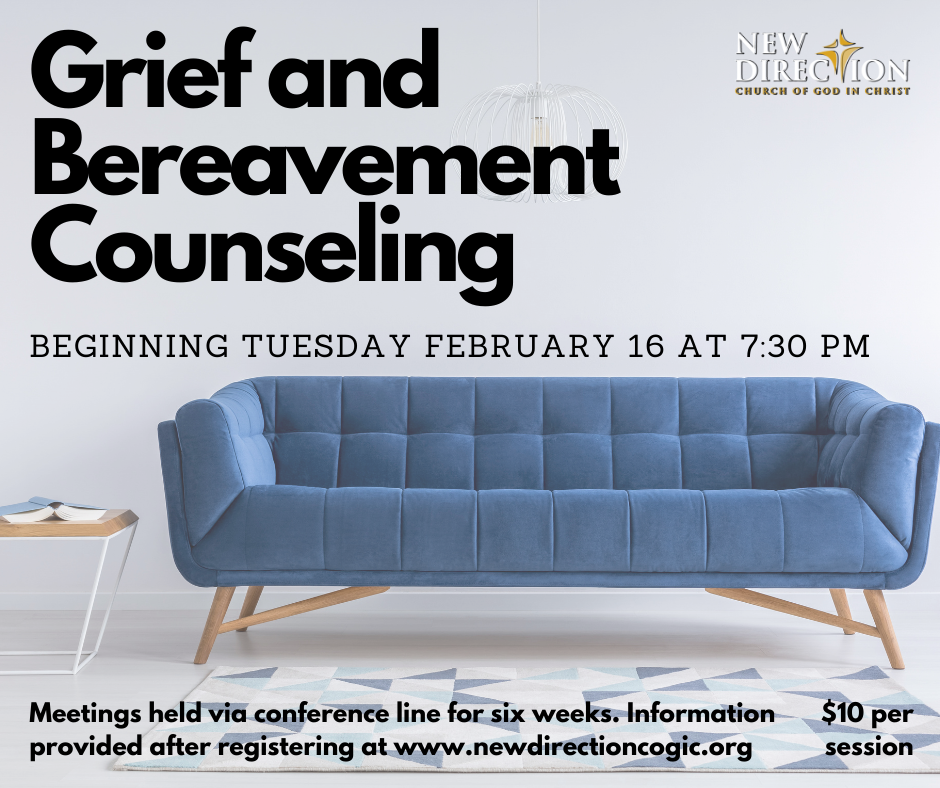 Grief and Bereavement Counseling