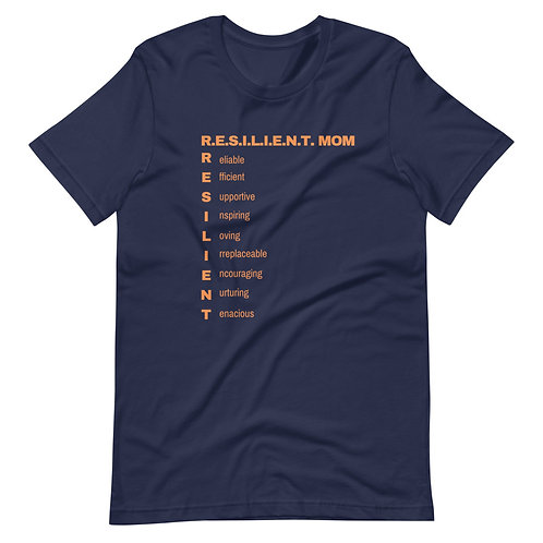 Resilient Mom Tee