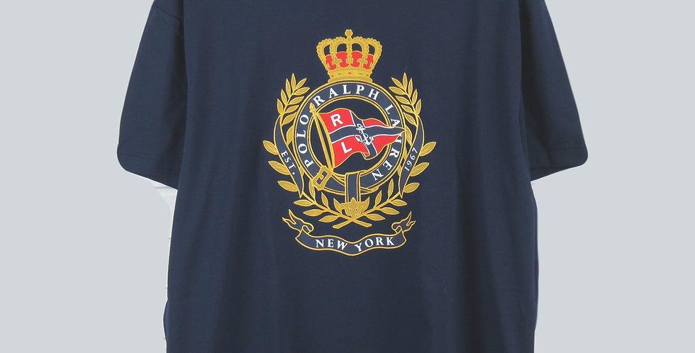 Polo Ralph Lauren M Newport T-Shirt Navy