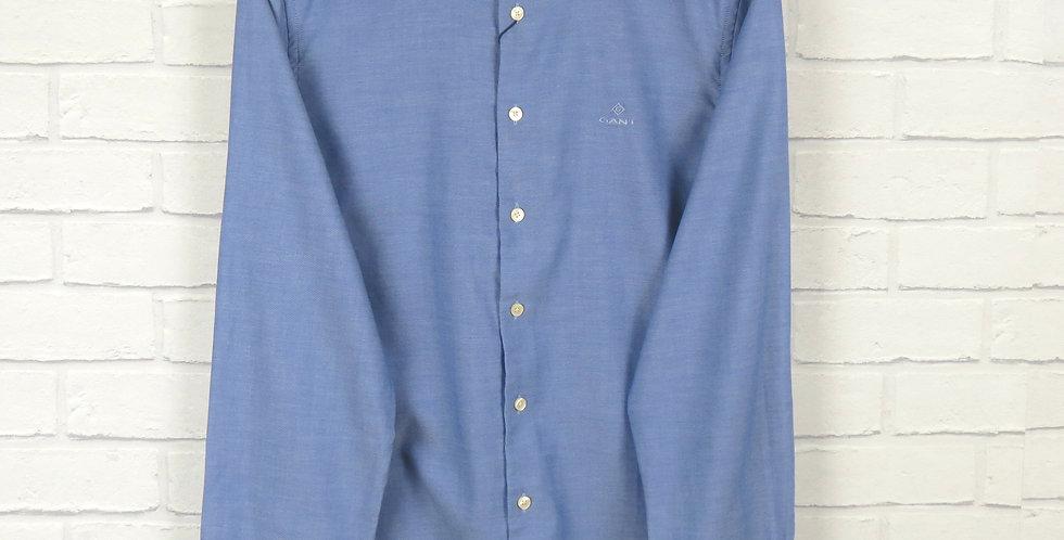 Gant Tech Prep Oxford Shirt Blue
