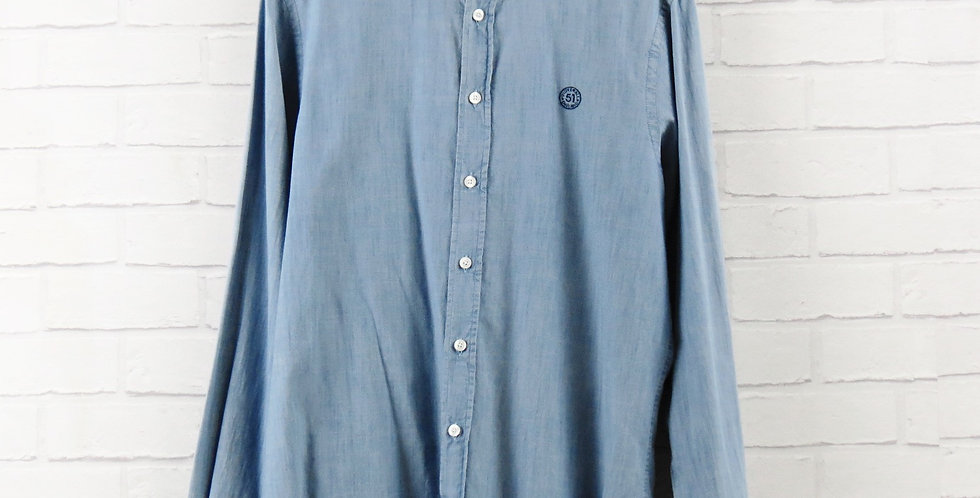 Gloverall Chambray Shirt