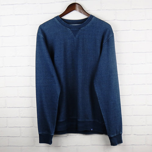Wood Wood Indigo Sweatshirt