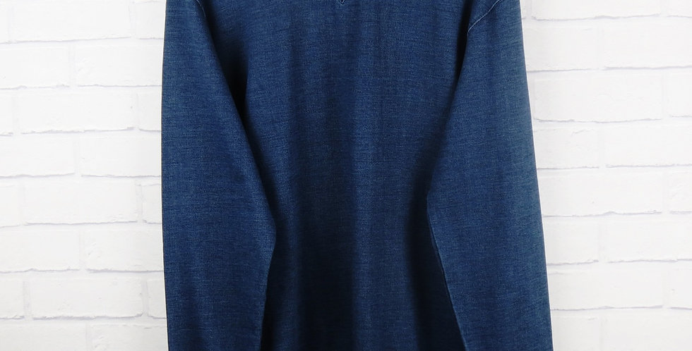 Wood Wood Indigo Sweatshirt