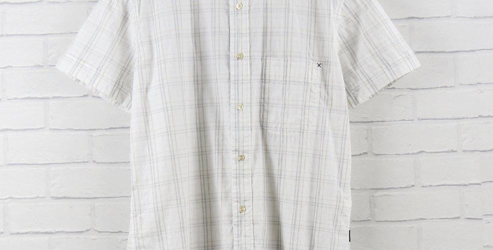 Paul Smith White Check Shirt