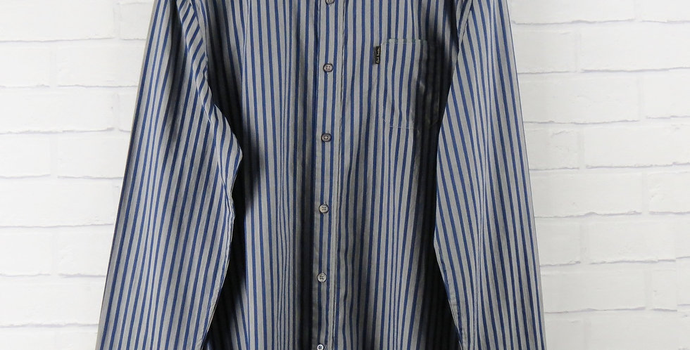 Paul Smith Navy Stripe Shirt