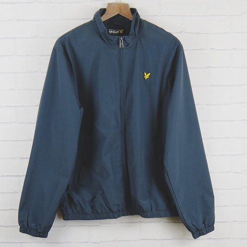 Lyle and Scott Navy Funnel Jacket