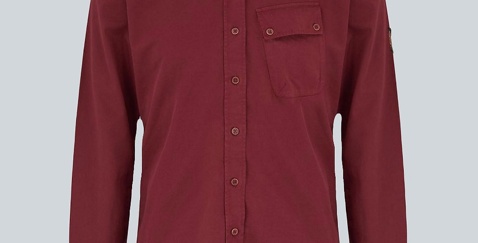 Belstaff Pitch Shirt Red
