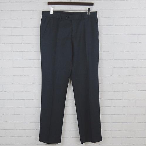Dark Navy Suit Trouser