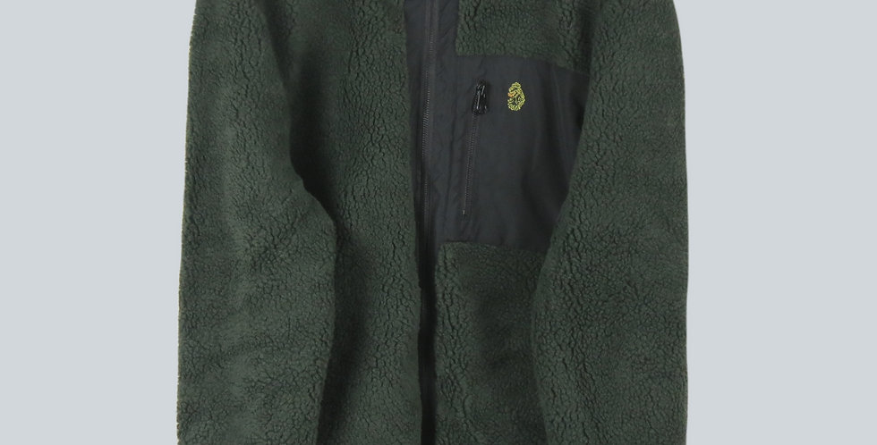 Luke 1977 Fullwit Reversable Jacket Black/Green